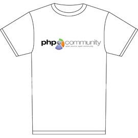 PHPCommunity.org T-shirt